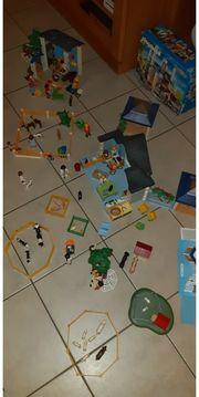 Playmobil Tierklinik Erweiterungsset Futterstation XXL