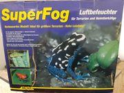 Terrarium-Luftbefeuchter SuperFog