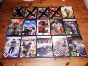 PC Spiele und Xbox One