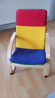 Kindersessel POÄNG Sessel Relaxsessel von