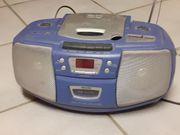 alter Radio mit CD - Player
