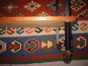 Vierkantrohr-Rolltischchen 35 cm breit 65