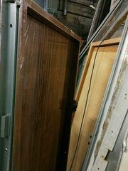 Neue Holz Wohnungseingangstür 90 cm