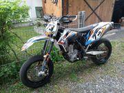 KTM 450 SMR Supermoto