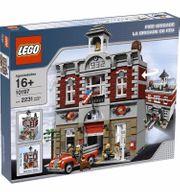 Lego creator Feuerwehr NEU