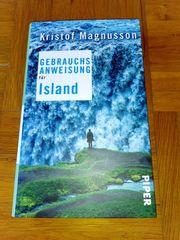 Kristof Magnusson - Gebrauchsanweisung für Island