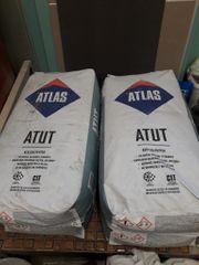 4 Sack ATLAS ATUT-Fliesenkleber C1T