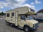 Wohnmobil - Oldtimer mit H-Kennzeichen-TÜV-GAS-Lackierung NEU