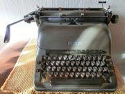 Schreibmaschine Original Adler