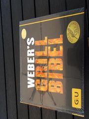 WEBER s Grillbibel NEU OVP