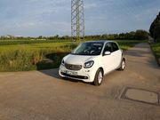Smart ForFour ED electric drive