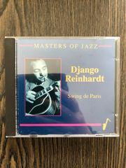 CD Django Reinhardt Swing de