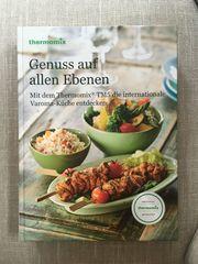 Thermomix Kochbuch Genuss auf allen