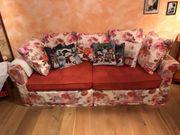 Sofa in englischem Landhausstil Einzelstück