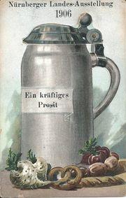 Postkarte von 1906