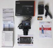 Sony Cyber-Shot DSC - RX100 M3