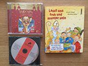 Weihnachtspacket Bücher CD DVD Kinderbibel