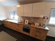 Küche Esszimmer Kühlschrank Tisch Sideboard