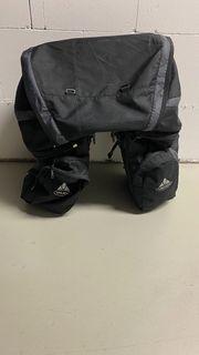 VAUDE ROADLINE Hinterradtaschen 3-teilig mit