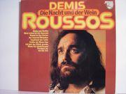 LP Demis Roussos-Die Nacht und