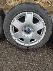 VW Golf 16Zoll Alufelgen