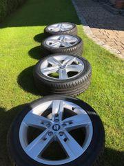 4 nagelneue Original Reifen 225