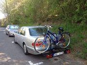 Fahrradträger für Pkw abschließbar