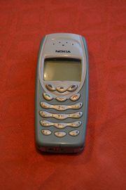 Verkaufe Handy Nokia 3410 grau