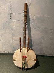 Afrikanische Harfe Kora