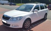 Skoda Octavia Combi Top Ausstattung