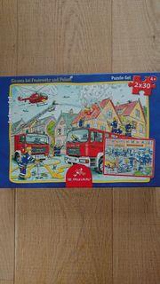 Puzzle-Set Spieleburg 2 30 Teile