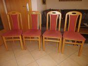 4 Stühle sehr guter Zustand
