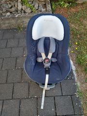 Kindersitz mit Isofix Station