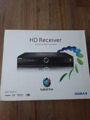 Humax HD Receiver