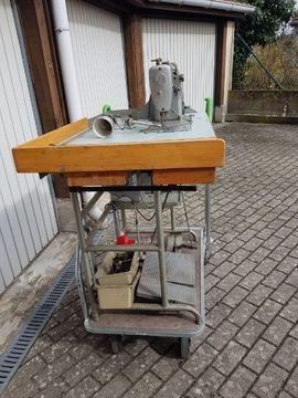Bild 4 - Dürkopp industrielle Nähmaschiene zu Verkaufen - Hagenbach