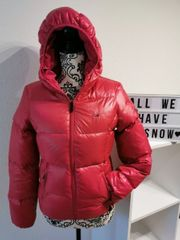 Tommy Hilfiger Winter Jacke Pink