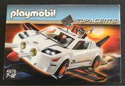 Playmobil Topagents 4876
