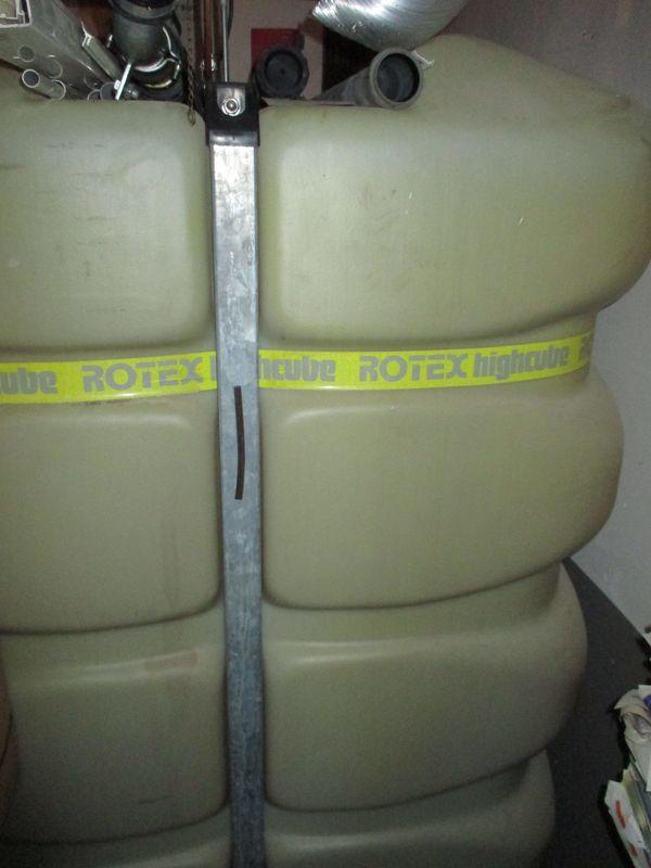 Rotex Highcube komplette Tankanlage zu