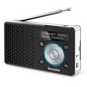 DIGITRADIO 1 DAB Radio schwarz