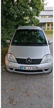 Mercedes - Benz Vaneo 1 6