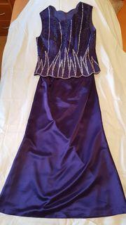 Abendkleid 2 teilig