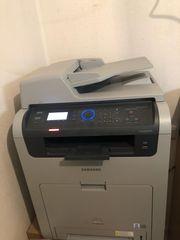 Samsung CLX-6220FX MFP 4-in-1