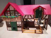 Playmobil Bauernhof und Zoo