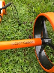 JuCad Carbon travel orange incl