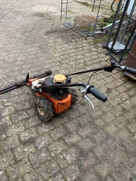 Gartengeräte, Rasenmäher - Balkenmäher Holder