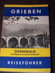 Grieben Reiseführer Odenwald Kraichgau und