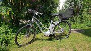 FLYER L9 DELUX E-Bike Größe