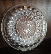 Bleikristall Nachtmann Tortenplatte