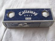 3 Stück Callaway Golfball HX