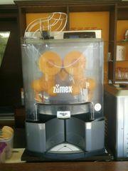 Zumex Essential Pro Saftmaschine Orangenpresse